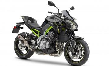 Kawasaki Z900 Performance Gris/negra centromoto