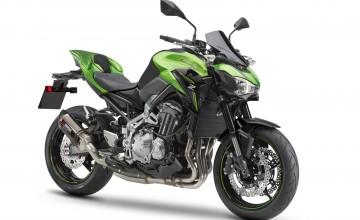 Kawasaki Z900 Performance Verde lima centromoto