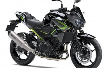 Kawasaki Z400 Perfor...